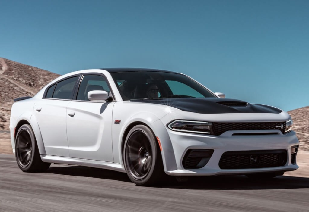 Bomb! The Dodge Charger arrives on the Spanish market with up to 716 CV