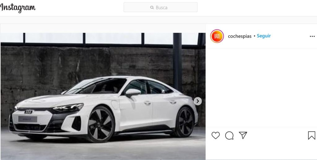Filtered out! This is the new Audi e-tron GT ...
