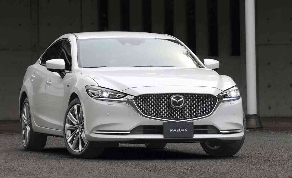 This is the Mazda6 MY2021 range: Goodbye to diesel