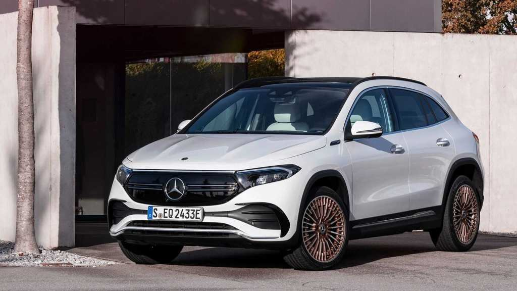 You can already buy the Mercedes-Benz EQA in Spain, but it is not for all budgets