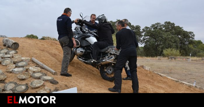 The best way to learn to control a trail bike | Motorcycles