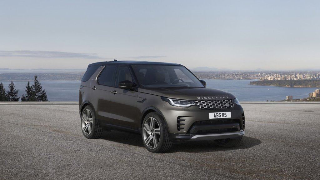 Land Rover Discovery Metropolitan: full of equipment