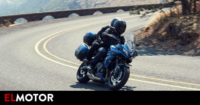 Triumph Tiger Sport 660: the brand's commitment to the trail media | Motorcycles