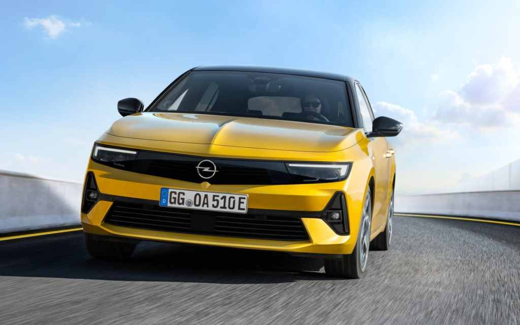 The new Opel Astra already has a price for Spain