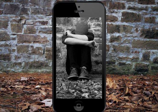 Ciberacoso escolar ,ciberbullying