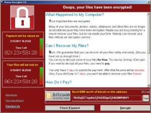 Security experts explain the WannaCry ransomware's world domination