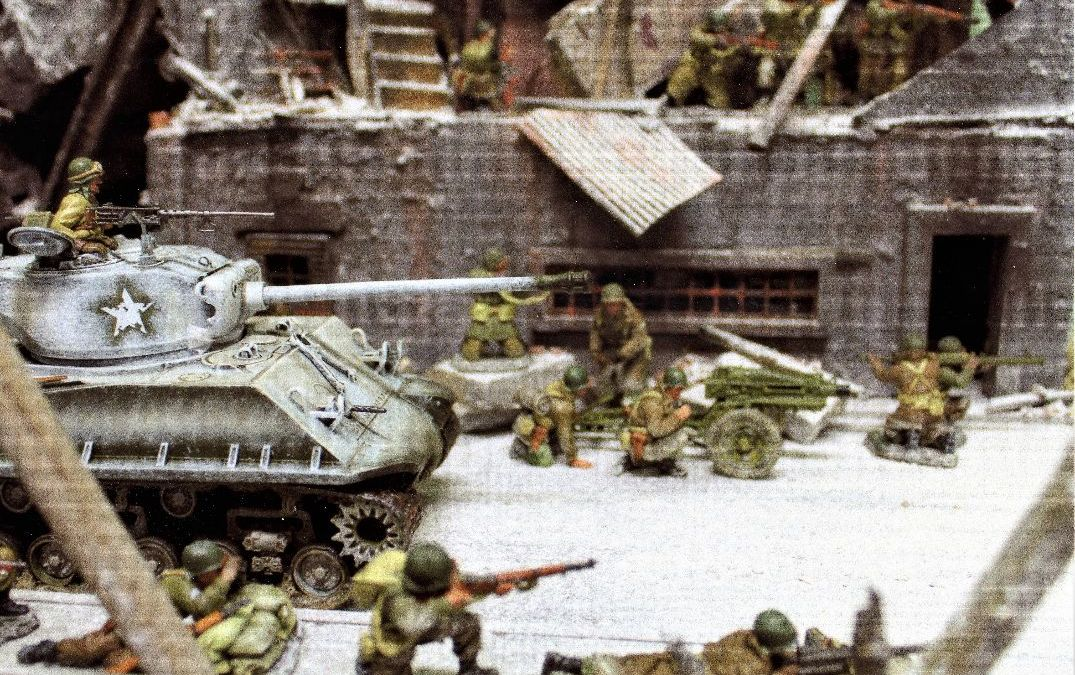 BATTLE OF THE BULGE – What Really Happened?