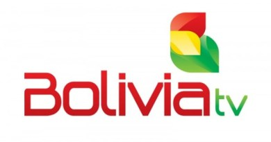 Logo Bolivia TV