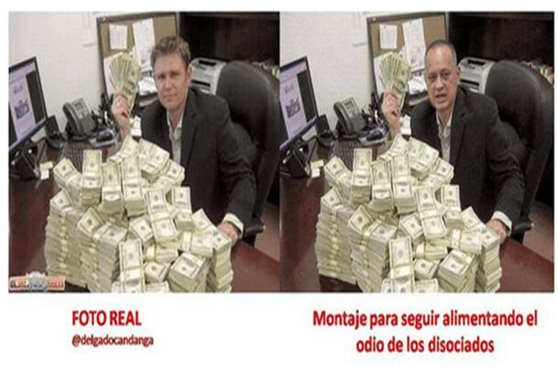 60 casos de manipulación mediática de la Oposición venezolana (+FOTOS)
