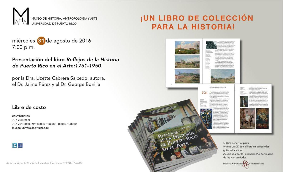 Reflejos de la Historia de Puerto Rico en el Arte: 1751-1950