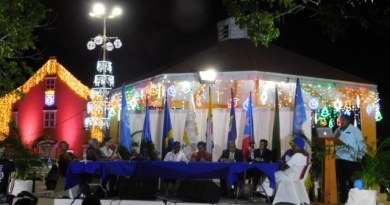 Caribbean Conference at Town Square