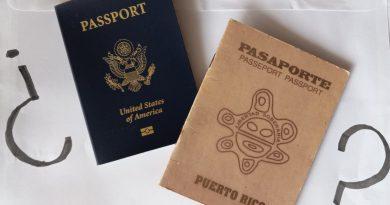 Boricuas sin nuestro propio pasaporte