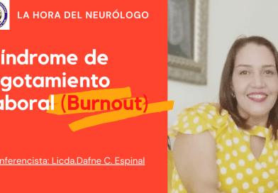 Conferencia: Síndrome de agotamiento laboral [Burnout],causas y soluciones – AHPSI