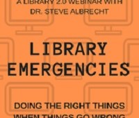 Library emergencies: doing the right things when things go wrong