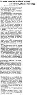 22 Constructions militaires (1955)