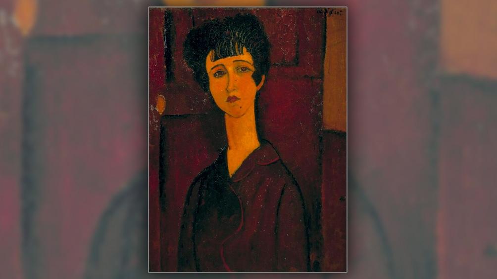 Modigliani es venerado por sus retratos alargados y sus sensuales desnudos.