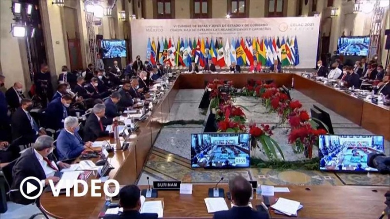 cruce en la celac maduro desafio al presidente de paraguay a debatir sobre democracia 2