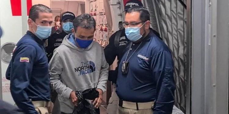 extraditaron a un exguerrillero de eln vinculado a ejecuciones