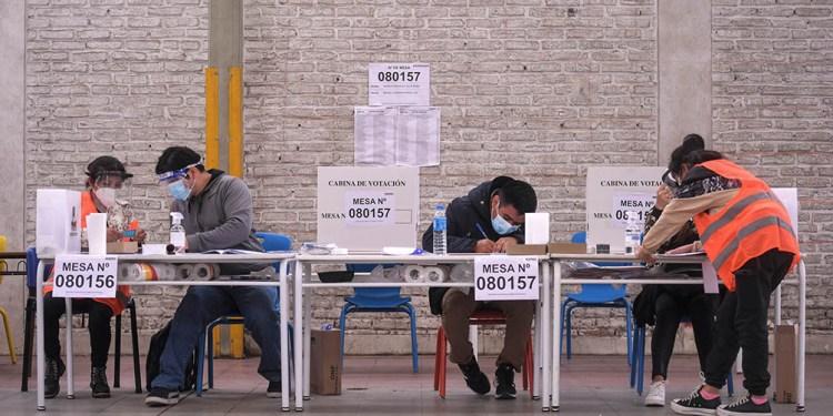 la participacion electoral no cayo en 2021 en la region pero si en 2020