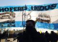 choferes disidentes de la uta realizan protestas en distintos accesos a capital federal