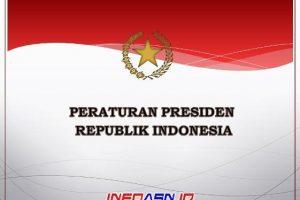 Download Peraturan Presiden Nomor 25 Tahun 2016
