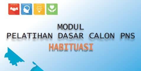 Modul Latsar Cpns 2019 Gol Iii Habituasi