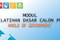 Download Modul Materi Diklatsar CPNS Gol III - Whole Of Government