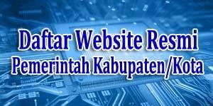 Daftar Alamat Website Pemerintah Kabupaten/Kota di Banten
