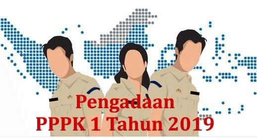 Pengadaan PPPK Kabupaten Bekasi Tahap 1 Tahun 2019
