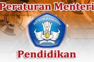 Peraturan Menteri Pendidikan - Peraturan Mendikbud Nomor 106 Tahun 2014