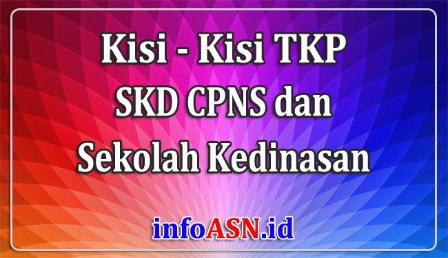 Kisi-kisi-TKP-SKD-CPNS