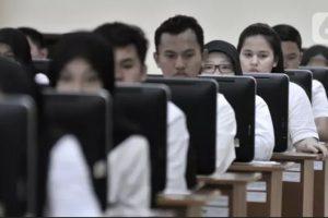 BKN Temukan Joki Berteknologi Canggih di Seleksi CPNS 2019
