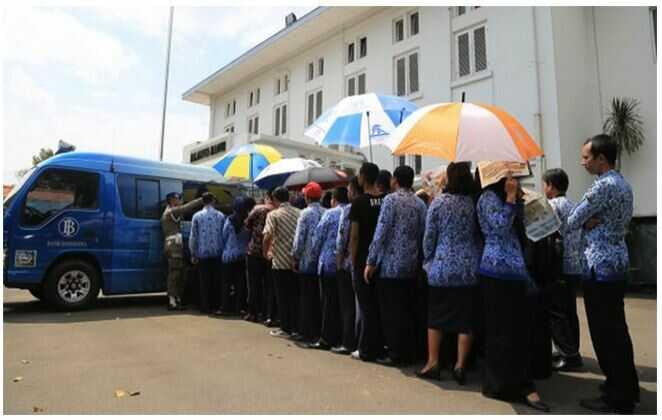 Kalangan Honorer Heboh, Beredar Passing Grade Kelulusan PPPK 2021