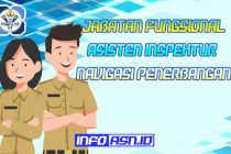 Jabatan Fungsional Asisten Inspektur Navigasi Penerbangan dan Angka Kreditnya