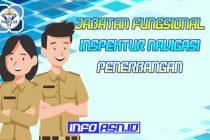 Jabatan Fungsional Inspektur Navigasi Penerbangan