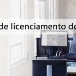 Novos tipos de licenciamento Office