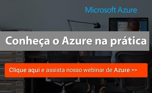 Assista o nosso webinar sobre Azure Backup