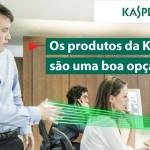 Antivírus para empresas da Kaspersky