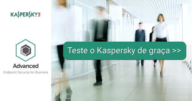 Faça um teste do Kaspersky de graça.