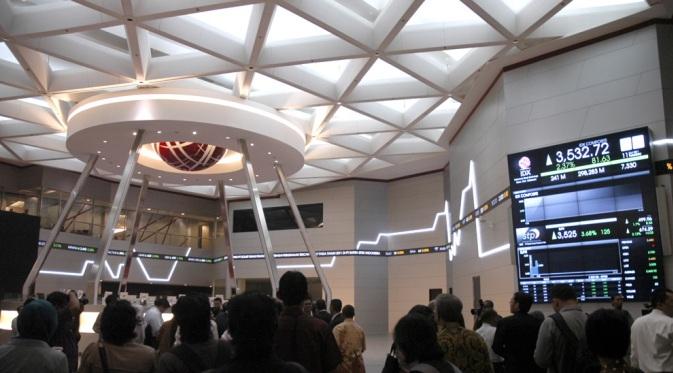 Garuda Metalindo Resmi Melantai di Bursa