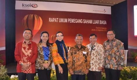 Friderica Widyasari Dewi Jadi Direktur KSEI