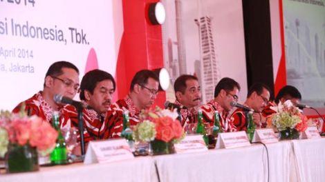 Telkom Batal Tukar Guling Saham Dengan TBIG
