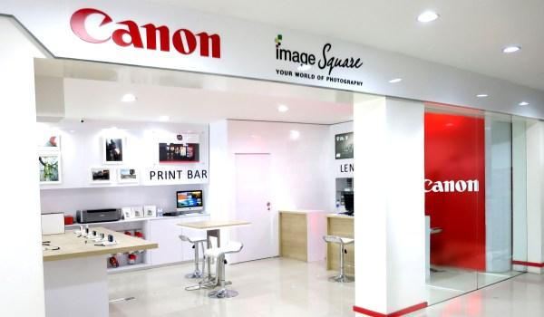 Canon Image Square Kini Hadir di Bandung