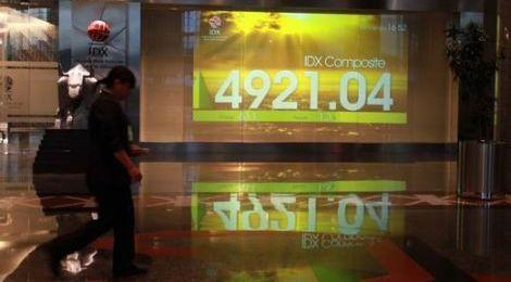 Marak Aksi Beli, IHSG Menuju 4.600