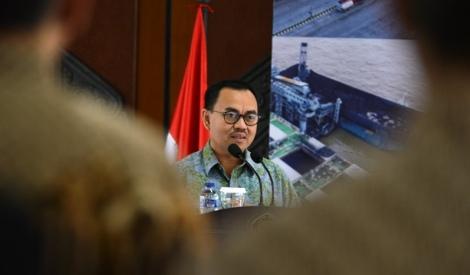 Kementerian ESDM Sudah Tenderkan Seluruh Proyek 2016