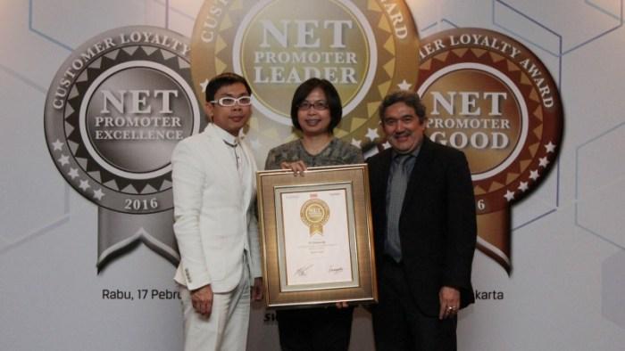 Canon Raih Customer Loyalty Award