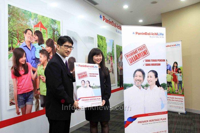 Panin Dai-ichi Life Hadirkan Premier Heritage Plan –