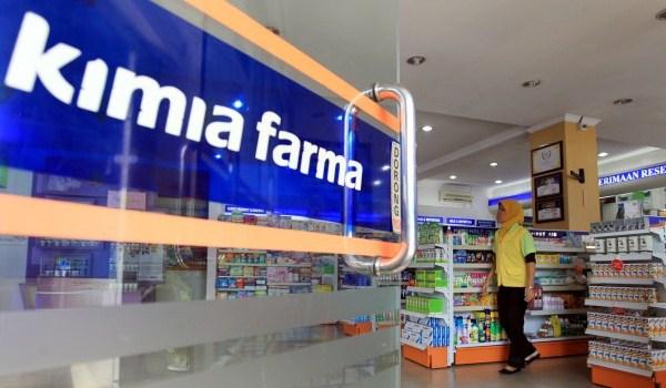 Kimia Farma Mulai Pembangunan Pabrik Baru di Bekasi