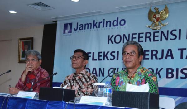 Jamkrindo Bukukan Laba Rp621 Miliar