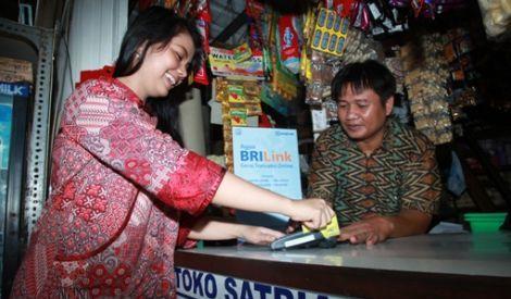 Genjot Transaksi Non-tunai, BRI Gandeng Ribuan Merchant